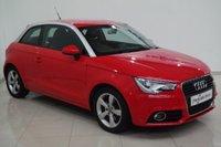 2010 AUDI A1 1.6 TDI SPORT 3d 103 BHP £6250.00