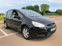 USED 2007 07 FORD S-MAX 2.0 LX 5d 145 BHP