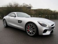 USED 2016 16 MERCEDES-BENZ GT 4.0 AMG GT S PREMIUM 2d AUTO 503 BHP