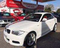 USED 2013 13 BMW 1 SERIES 135I (3.0) M SPORT DCT AUTO 302 BHP