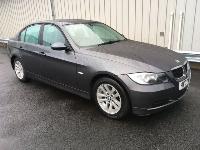 2007 07 BMW 3 SERIES 2.0 320D SE 161 BHP SALOON