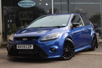 2010 FORD FOCUS 2.5 RS 3d 300 BHP £16995.00
