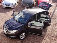 USED 2010 10 NISSAN QASHQAI 1.5 ACENTA DCI 5d 105 BHP FULL SERVICE HISTORY, FORMER LADY OWNER, HPI CLEAR