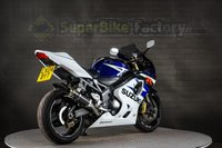USED 2004 53 SUZUKI GSXR750 750CC 0% DEPOSIT FINANCE AVAILABLE GOOD & BAD CREDIT ACCEPTED, OVER 500+ BIKES IN STOCK