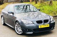 2009 BMW 5 SERIES 3.0 525D M SPORT BUSINESS EDITION 4d AUTO 195 BHP £7000.00