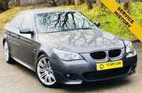 2009 BMW 5 SERIES 3.0 525D M SPORT BUSINESS EDITION 4d AUTO 195 BHP £7000.00
