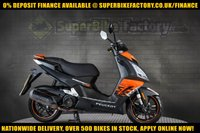 USED 2016 66 PEUGEOT SPEEDFIGHT 3 125 DARKSIDE  GOOD & BAD CREDIT ACCEPTED, OVER 500+ BIKES IN STOCK