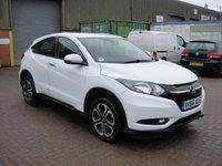 2016 HONDA HR-V 1.5 I-VTEC SE 5d 129 BHP £11800.00