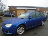 2005 FORD MONDEO 2.2 ST TDCI 5d 155 BHP £1495.00