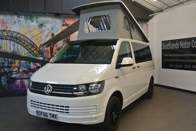 View our VOLKSWAGEN CAMPERVAN