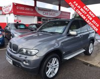 USED 2006 06 BMW X5 3.0 D SPORT EXCLUSIVE 5d AUTO 215 BHP