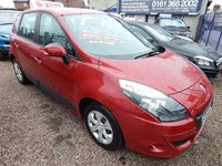 USED 2009 59 RENAULT SCENIC 1.5 EXPRESSION DCI 5d 105 BHP FULL SERVICE HISTORY, LOW ROAD TAX, LOW INSURANCE