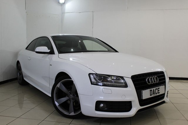 View our 2011 60 AUDI A5 2.0 TDI S LINE BLACK EDITION 2DR 168 BHP