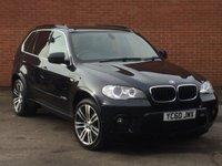 2010 BMW X5 3.0d 3.0 D X-Drive Auto £16995.00