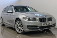 USED 2013 63 BMW 5 SERIES 2.0 520D SE TOURING 5d 181 BHP