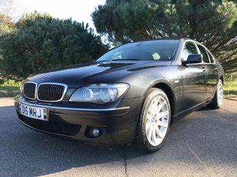 2007 BMW 7 SERIES 3.0 730D SE 4d AUTO 228 BHP £6450.00