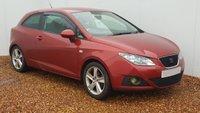 2010 SEAT IBIZA 1.4 SPORT 3d 85 BHP £3499.00