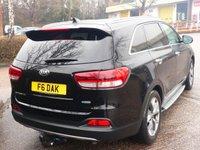 USED 2016 16 KIA SORENTO 2.2 CRDI KX-4 ISG 5d AUTO 197 BHP