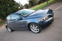 2006 VOLVO S40 2.0 SE D 4d 135 BHP + VOLVO HISTORY + SAT NAV + LEATHER £2490.00