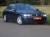2002 BMW 7 SERIES 4.4 745i 4dr £8995.00