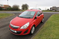 2011 VAUXHALL CORSA 1.0 S ECOFLEX 1 OWNER,Only 30,000mls £3995.00
