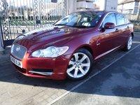 2011 JAGUAR XF 3.0 V6 LUXURY 4d 240 BHP £8995.00