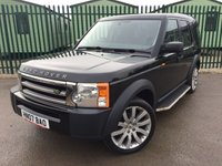2007 LAND ROVER DISCOVERY 2.7 3 TDV6 GS 5d 188 BHP 7 SEATER SIDE STEPS PRIVACY MOT 03/19 £6790.00