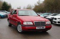 1996 MERCEDES-BENZ C CLASS 1.8 C180 ESPRIT 4d 121 BHP £695.00