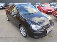 USED 2008 08 VOLKSWAGEN POLO 1.8 GTI 5d 148 BHP