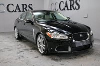 USED 2009 59 JAGUAR XF 3.0 V6 S PORTFOLIO 4d 275 BHP 20 INCH ALLOYS, SAT NAV, FULL IVORY LEATHER, HEATED AIR COOLED ELECTRIC MEMORY SEATS, REVERSE CAMERA, SUNROOF