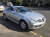 USED 2006 06 MERCEDES-BENZ SLK 1.8 SLK200 KOMPRESSOR 2d 161 BHP OUR  PRICE INCLUDES A 6 MONTH AA WARRANTY DEALER CARE EXTENDED GUARANTEE, 1 YEARS MOT AND A OIL & FILTERS SERVICE. 6 MONTHS FREE BREAKDOWN COVER.  CALL US NOW FOR MORE INFORMATION OR TO BOOK A TEST DRIVE ON 01315387070 !!