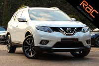 USED 2016 65 NISSAN X-TRAIL 1.6 dCi N-Tec 5dr [7 Seat] DIESEL STATION WAGON