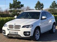 2009 BMW X6 3.0 XDRIVE35D 4d AUTO 282 BHP £17995.00
