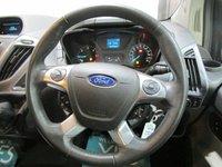 USED 2014 14 FORD TRANSIT CUSTOM 2.2 290 LIMITED LWB 155 BHP CREW CAB