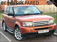 USED 2005 05 LAND ROVER RANGE ROVER SPORT 4.2 V8 S/C 1ST ED 5d AUTO 385 BHP *STUNNING 1ST EDITION!*
