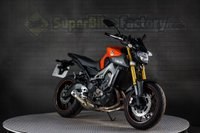USED 2015 15 YAMAHA MT-09 900cc GOOD BAD CREDIT ACCEPTED, NATIONWIDE DELIVERY,APPLY NOW