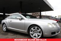 USED 2004 04 BENTLEY CONTINENTAL 6.0 GT 2d 550 BHP