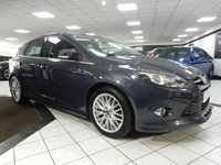 2012 FORD FOCUS 1.6 TDCI ZETEC S 115 BHP £7450.00