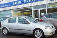 2003 VAUXHALL ASTRA 1.6 CLUB 8V 5d 85 BHP £895.00