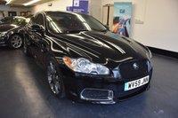 2009 JAGUAR XF 5.0 V8 R 4d AUTO 510 BHP £20995.00