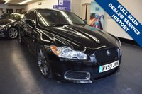 USED 2009 59 JAGUAR XF 5.0 V8 R 4d AUTO 510 BHP WHAT A CAR, ALL THE TOYS AND GREAT MILEAGE
