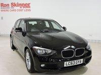 USED 2014 63 BMW 1 SERIES 2.0 116D SE 5d 114 BHP