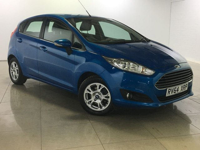 View our 2014 64 FORD FIESTA 1.6 ZETEC ECONETIC TDCI 5d 94 BHP
