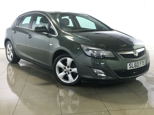 View our 2010 60 VAUXHALL ASTRA 2.0 SRI CDTI 5d AUTO 157 BHP