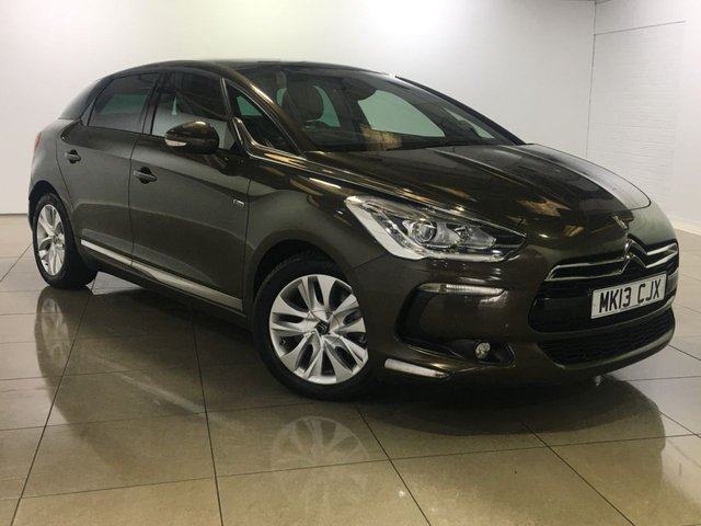 View our 2013 13 CITROEN DS5 2.0 HYBRID4 DSTYLE EGS 5d AUTO 161 BHP