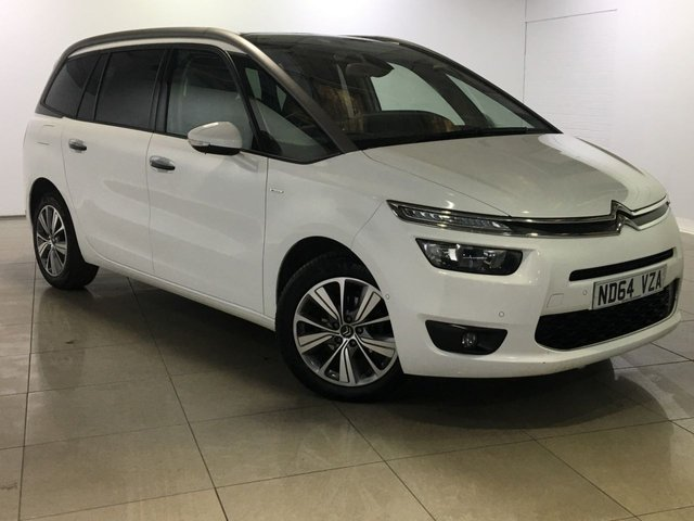 View our 2015 64 CITROEN C4 GRAND PICASSO 1.6 E-HDI EXCLUSIVE PLUS 5d 113 BHP