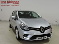 USED 2017 17 RENAULT CLIO 0.9 DYNAMIQUE NAV TCE ECO 5d 89 BHP