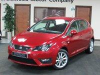 2012 SEAT IBIZA 1.2 TSI FR 5d 104 BHP £6750.00