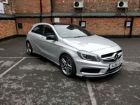 USED 2015 15 MERCEDES-BENZ A CLASS 2.0 A45 AMG 4MATIC