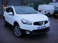 USED 2012 12 NISSAN QASHQAI 2.0 TEKNA 5d AUTO 140 BHP ANY PART EXCHANGE WELCOME, COUNTRY WIDE DELIVERY ARRANGED, HUGE SPEC